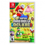 Игра New Super Mario Bros U Deluxe (Nintendo Switch)