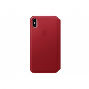 Чехол (флип-кейс) Apple для Apple iPhone XS Max MRX32ZM/A красный