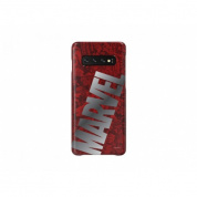 Чехол Araree Marvel Case MBigLogo для Samsung Galaxy S10 (G973) GP-G973HIFGKWG Red