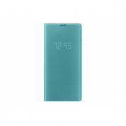 Чехол Samsung LED View Cover для Galaxy S10+ (G975) EF-NG975PGEGRU Green