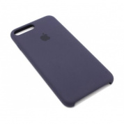 Чехол Apple iPhone 7 Plus Silicone Case Midnight Blue (MMQU2ZM/A)