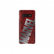 Чехол Araree Marvel Case MBigLogo для Samsung Galaxy S10+ (G975) GP-G975HIFGHWG Red