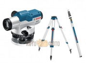 Нивелир Bosch GOL 26 D + BT 160 + GR 500 Kit (601068002)