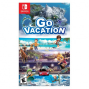 Игра Go Vacation (Nintendo Switch)