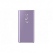 Чехол Samsung ClearView Standing для Galaxy Note 9 (N960) EF-ZN960CVEGRU violet