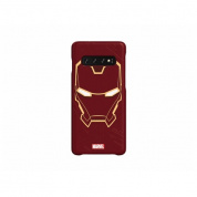 Чехол Araree Marvel Case IronMan для Samsung Galaxy S10 (G973) GP-G973HIFGKWB Red